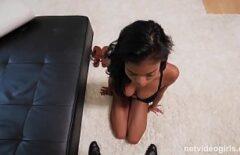 Expérience érotique Spéciale Avec Une Belle Jeune Femme Noire